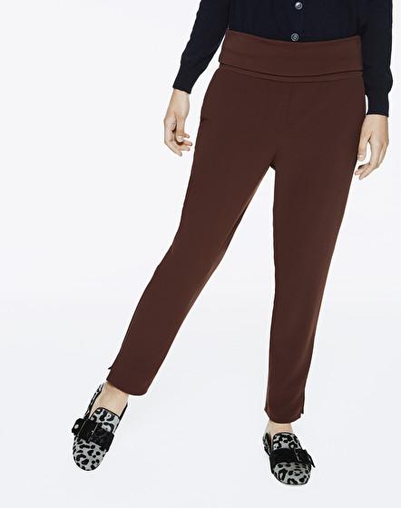 Фото - Брюки женские — Синий женские брюки asos first