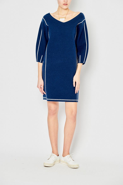 Женское трикотажное платье STEFANEL JV013DF1275.2888 фото