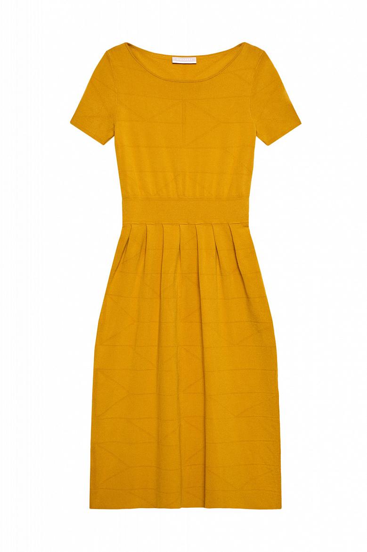 Женское трикотажное платье STEFANEL JV014DF1287.160 фото
