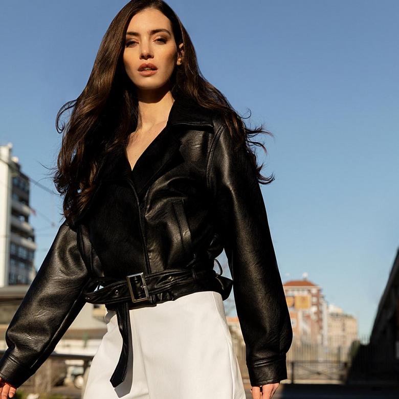 Куртка женская MANILA GRACE S0JG257EU.MD500 фото