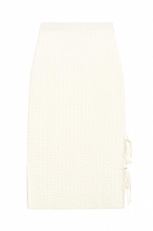 Женская трикотажная юбка STEFANEL JG015DF1287.49 фото