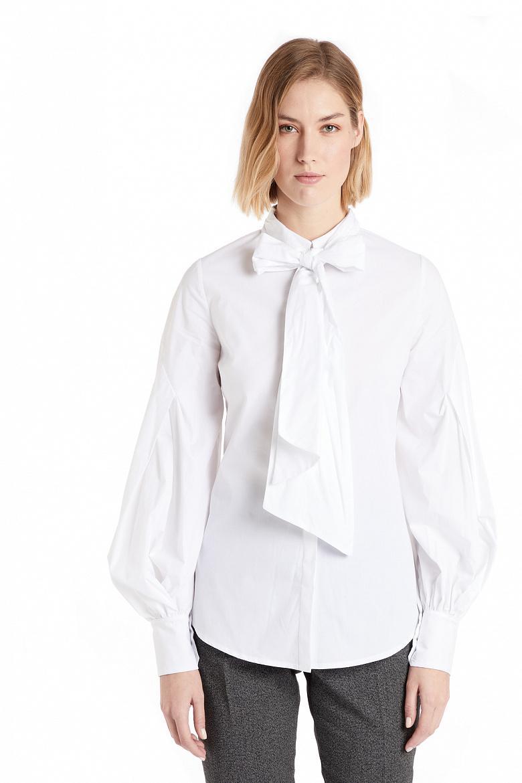 Блуза женская MANILA GRACE I9JC241CU.BIANCO фото